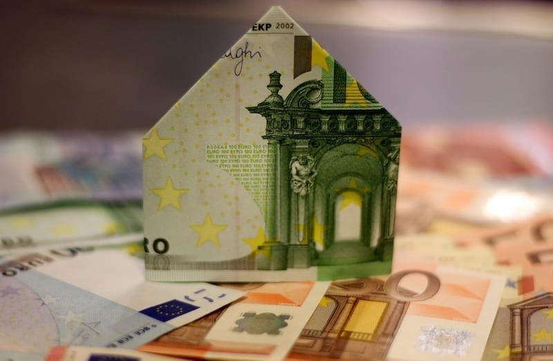Valor da Escritura do Crédito Habitação