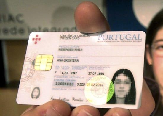 Cartão de Cidadão para crédito consolidado