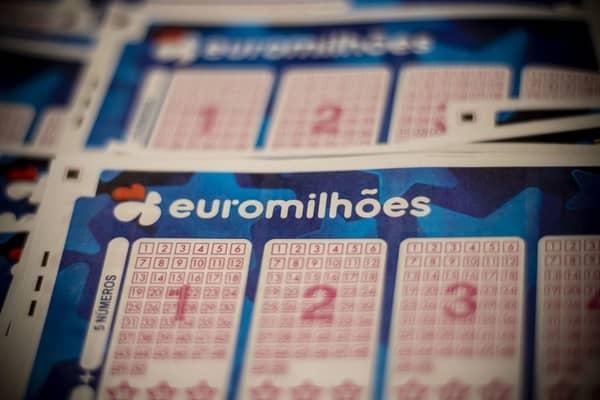 Como obter a máquina do Euromilhões