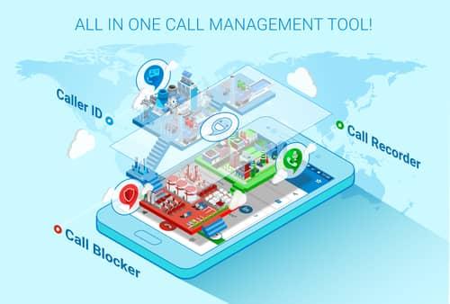 CallApp - Descobrir Identidade Número Telefone
