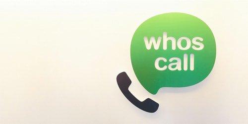 Whoscall - de quem é este número de telefone