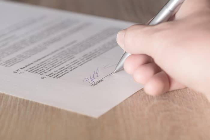 Documentos para crédito pessoal