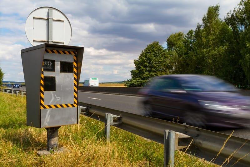 Como não pagar multa por excesso de velocidade