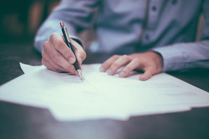 5 Exemplos de cartas de despedimento: rescisão pelo trabalhador