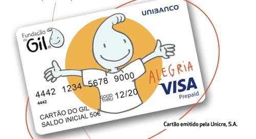 Cartão do Unibanco