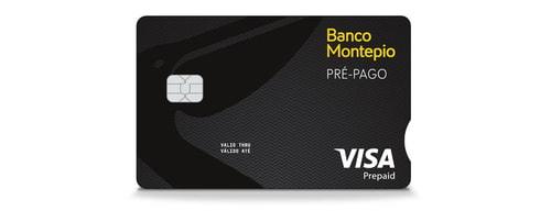 Cartão de crédito pré pago Montepio