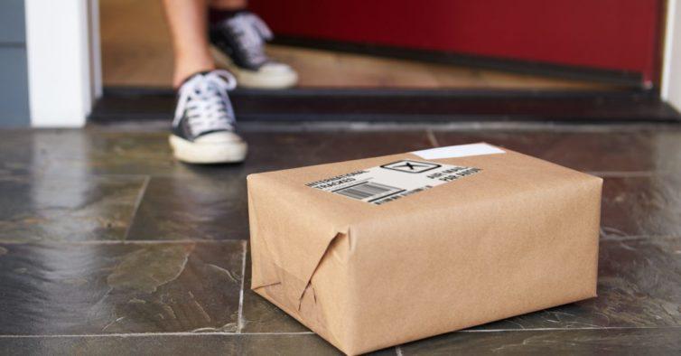 Amostras para receber grátis pelo correio
