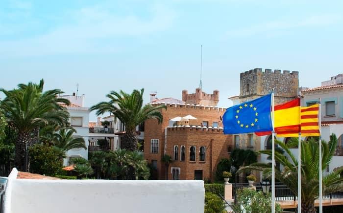 Armazém de Espanha da Gearbest