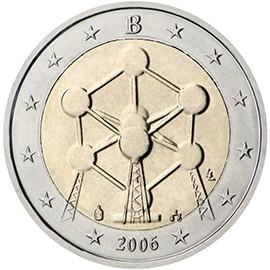 Moeda de Bélgica de 2006