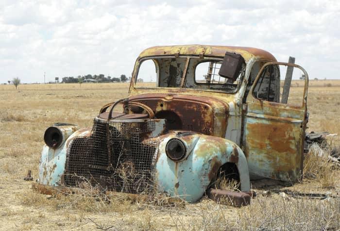 Qual o processo de vender carro para abate