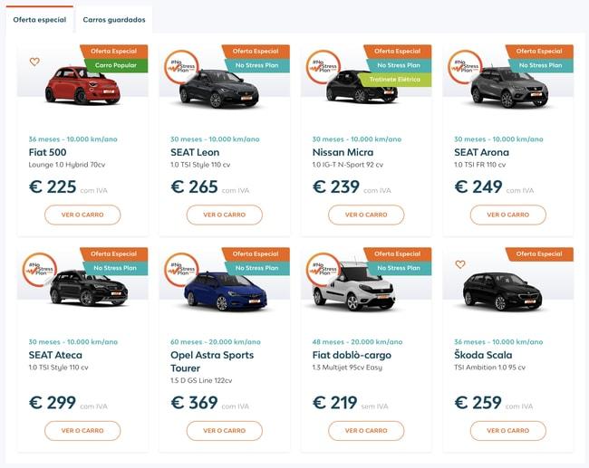 7 Soluções para quem quer alugar carros para trabalhar na Uber Portugal
