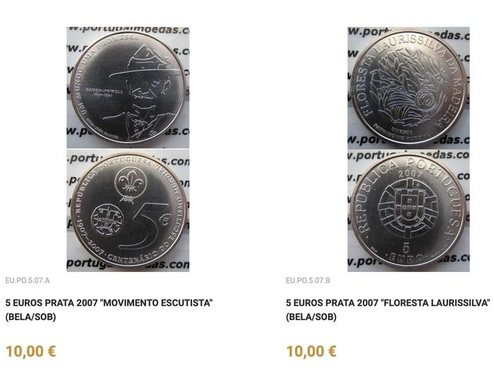 Como saber o preço das moedas