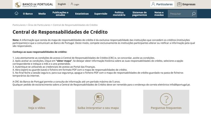 Como posso saber se ainda tenho o nome no Banco de Portugal