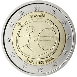Moeda de Espanha de 2009