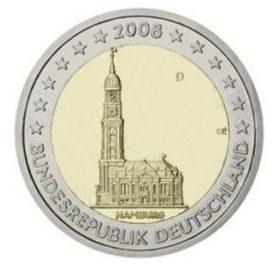 Moeda da Alemanha de 2008