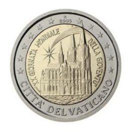 Moeda do Vaticano de 2005