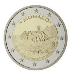 Moeda do Mónaco de 2015