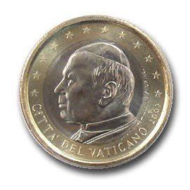 Moeda do Vaticano de 2002