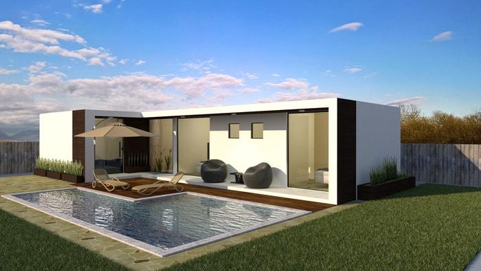 7 Casas Modulares com Preço Chave na Mão