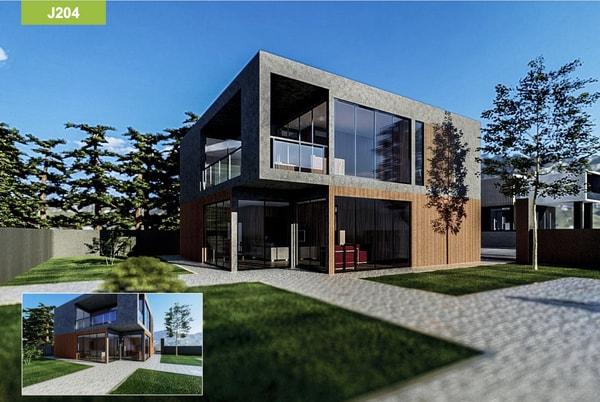 Casa J204: um T2 de 106.375€