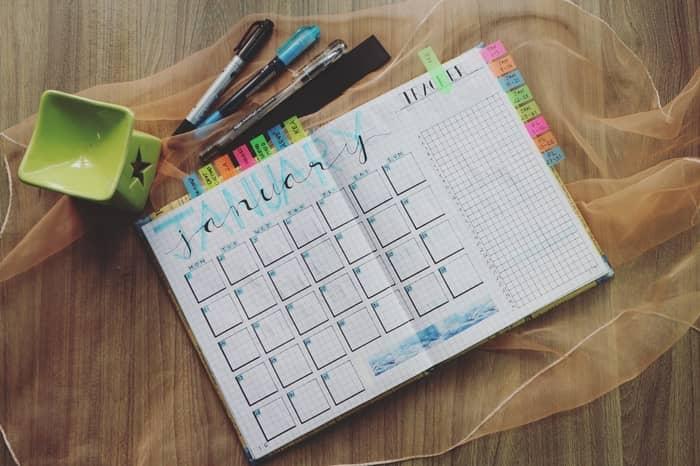 Calendário escolar 2020/2021 datas